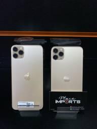 IMPERDÍVEL iPhone 11 Pro Max 256 gold, loja física