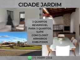 2 quartos, Casa em Condomíniocom 112m² em Vitória da Conquista - Formoso