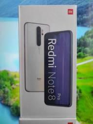 SALDÃO DE JANEIRO! REDMI Note 8 Pro da Xiaomi.. Novo LACRADO Garantia entrega!