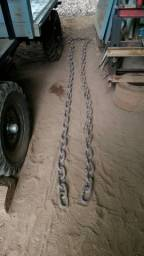 Corrente de ferro 19mm ( correntão )