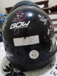 Vendo capacete em otimo estado de conservação