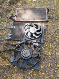 Conjunto radiador astra