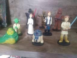 Coleção Bonecos Star Wars