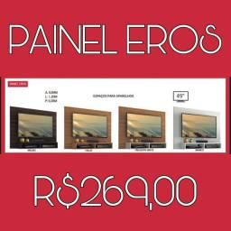 Painel p/ Televisão até 49 polegadas Eros PROMOÇÃO