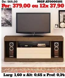 Super Promoção em Maringa - Rack com televisão Grande - Embaaldo