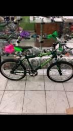 Bicicletas tamanho 20 infantil