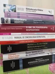 Kit livros Fisioterapia