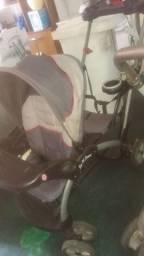 Carrinho de bebê para 2 crianças