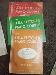 Livros e partituras de piano