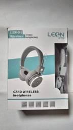Fone Leon B05 wireless barato