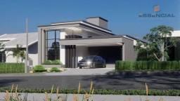 Casa com 3 dormitórios em construção à venda, por R$ 650.000