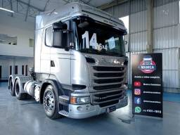 Scania R440 Highline Streamline 6x4 2014 R440