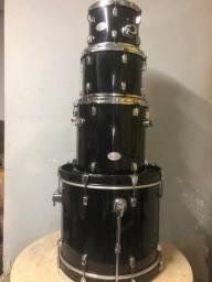 bateria pearl soundcheck