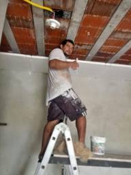 Gesseiro e pintor profissional alex