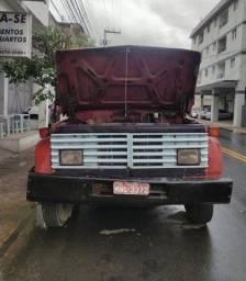 Caminhão caçamba 1986