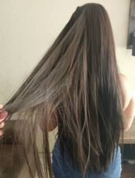 Mega Hair ou Alongamento