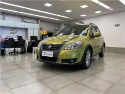 Suzuki Sx4 2013 2.0 4x4 16v gasolina 4p automático