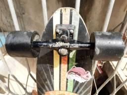 Longboard - X- Seven Rasta