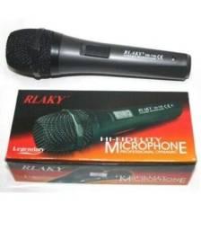 Microfone dinâmico_varejo e atacado entrega a domicílio joão pessoa e região