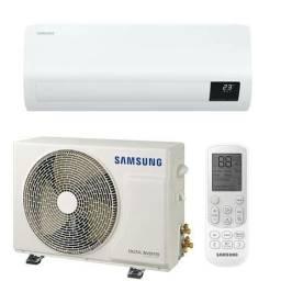 Ar Condicionado Split High Wall Inverter Samsung Ultra Só Frio 9000 BTUs