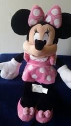 Minnie Mouse Rosa com bolinhas brancas e Lilais- ver descrição