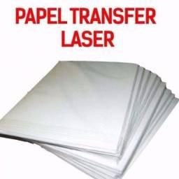 Impressão no papel transfer para copos e outros