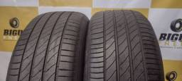 2 pneus 205/50/17 MICHELIN SEMI-NOVOS