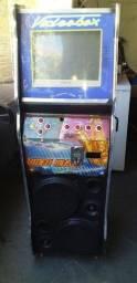 Máquina de vídeo music