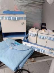 Kit Higiene e trocador