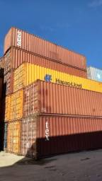 Pronta entrega de containers