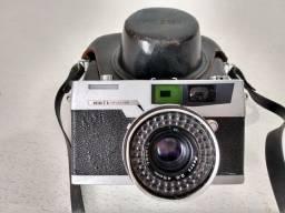 Máquina fotográfica japonesa Petri anos70