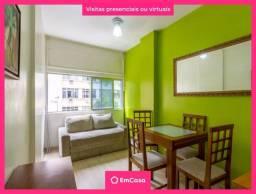 Apartamento à venda com 1 dormitórios em Copacabana, Rio de janeiro cod:24200