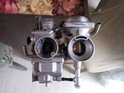 Carburador para XT e Ténéré 600
