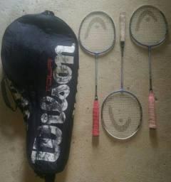 3 Raquetes