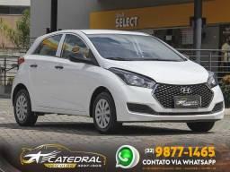 Hyundai HB20 Unique 1.0 Flex 12V Mec. 2019 *Novíssimo* Carro Impecável* Aceito Troca