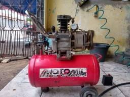 Compressor MOTOMIL 24L