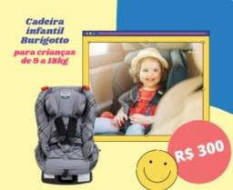 Cadeirinha infantil para auto