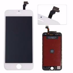 Tela Display Apple Iphone 6 Branco 1°linha Nova