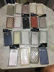 Lote capas de celular