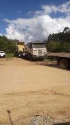 Scania 113h frontal truckado [peças]