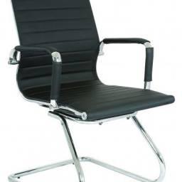 Cadeira office telada super moderna
