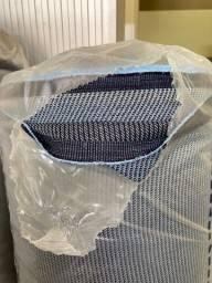 Vendo tecido cedro textil trabalhado de segunda qualidade