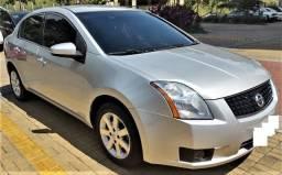 Nissan Sentra S Cvt Vistoriado 2021! Em Até 72x Sem Entrada!