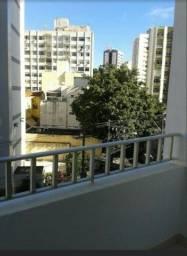 *Barra 8845 - 50 m², Mobiliado, Nascente, 1/4, Sala, Varanda
