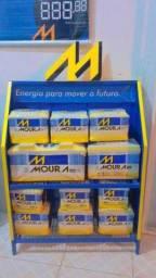 Bateria Moura 60ah,18 meses de garantia