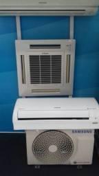 Instalação e manutenção de aparelhos de ar condicionado