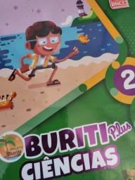 Livros Buriti plus 2 ano
