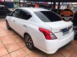 Nissan Versa 2017 1.6 16v flex sv 4p xtronic