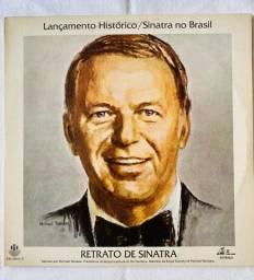 Título do anúncio: LP Vinil Frank Sinatra Retrato de Sinatra 1980 - duplo