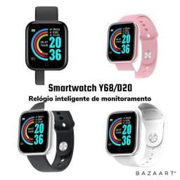Relógio Inteligente D20 SmartWatch Y68